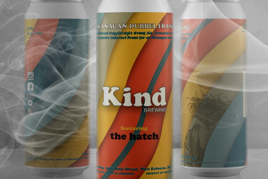 Kind Brewing collaboration with The Hatch